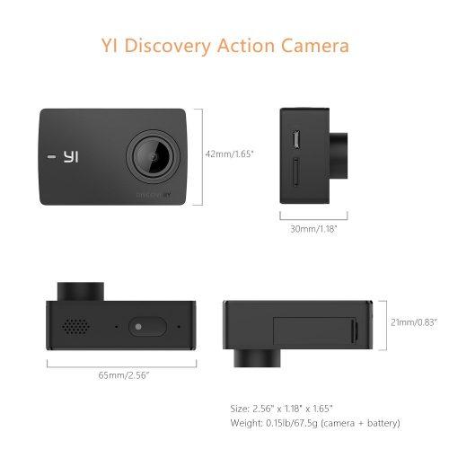 YI Discovery 4K   Caratteristiche   Funzioni   Prezzo   InfoDrones.It