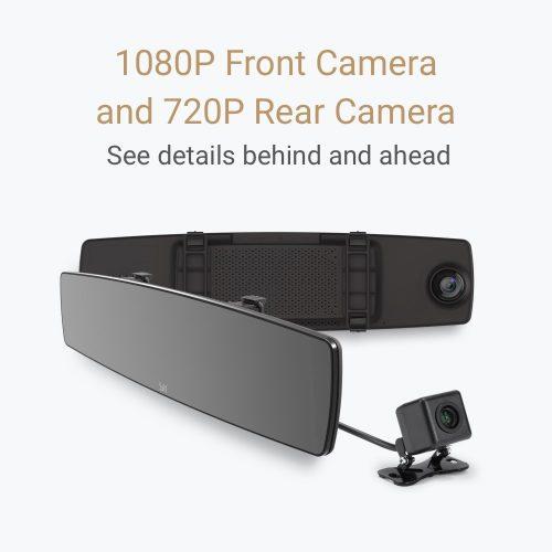 Yi Mirror Dash Camera confezione