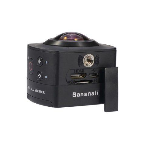 Sansnail 360° caratteristiche