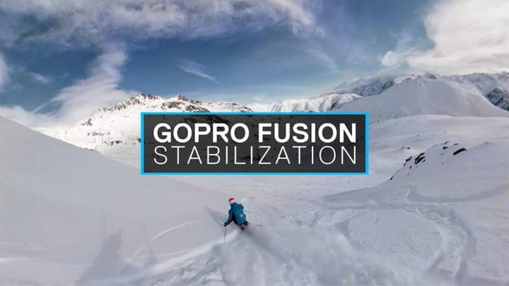 Stabilizzatore GoPro Fusion