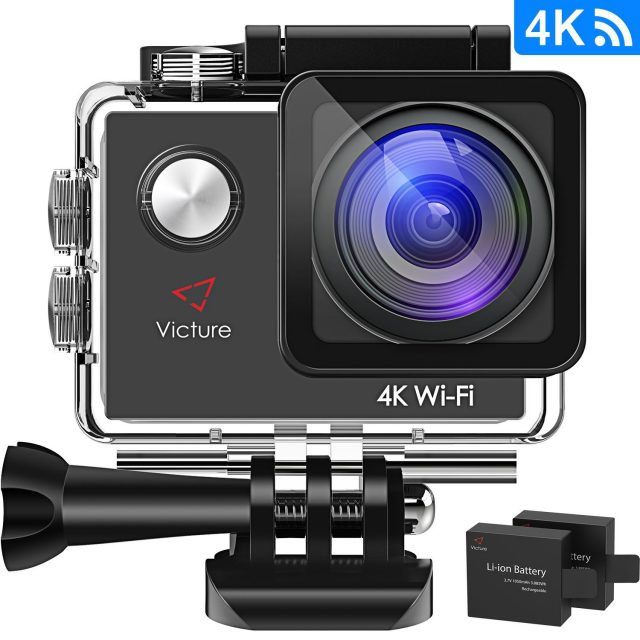 Action Cam Victure 4K