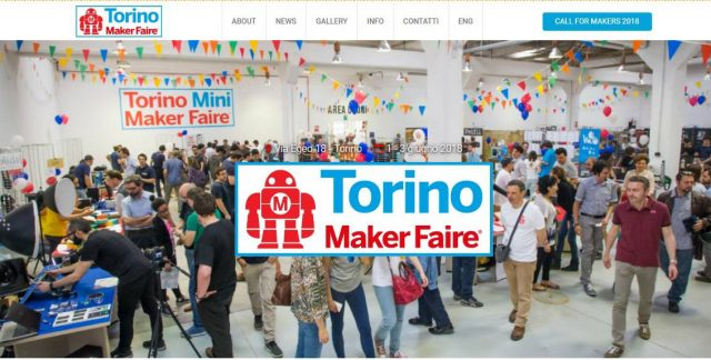 torino maker faire 2018 - fablab - laboratori toolbox