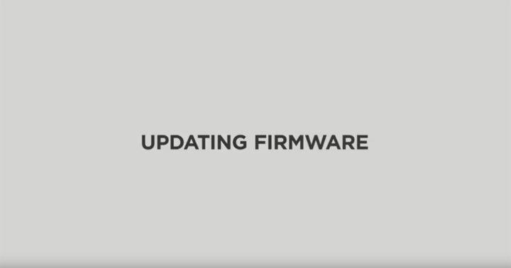 Come aggiornare il firmware nel dji mavic air