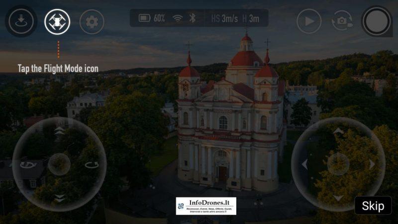 DJI Tello applicazione
