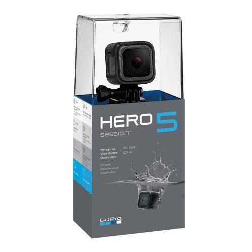 GoPro Hero 5 Session confezione