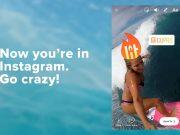 GoPro Instagram Stories