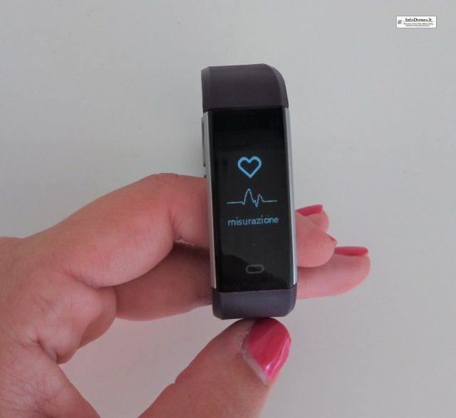 Recensione Fitness Tracker Yamay SW 333