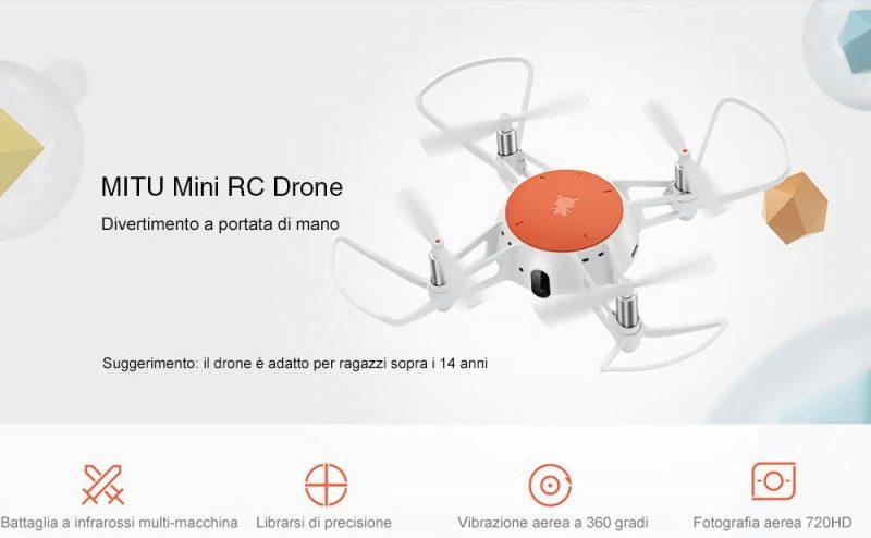 Xiaomi MiTu Drone caratteristiche