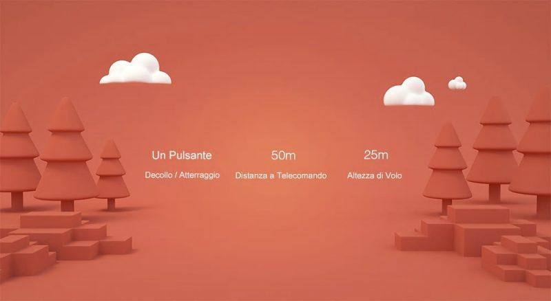 Xiaomi MiTu Drone funzioni