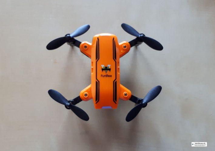 drone Furibee H815