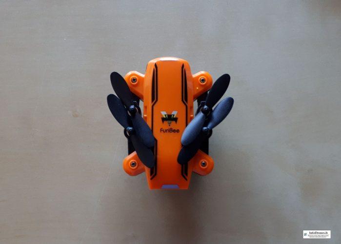 mini drone Furibee H815