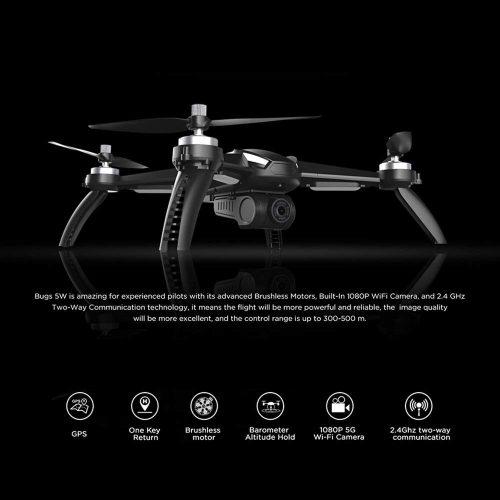 Goolsky MJX Bugs 5W caratteristiche