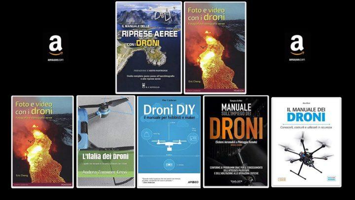 I MIGLIORI libri SUI DRONI SU AMAZON