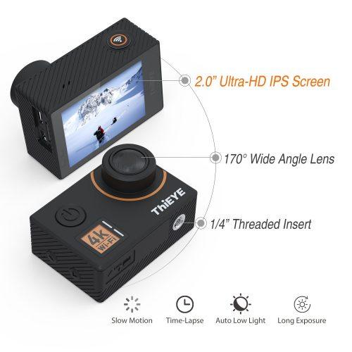 Thieye T5Edge 4K caratteristiche