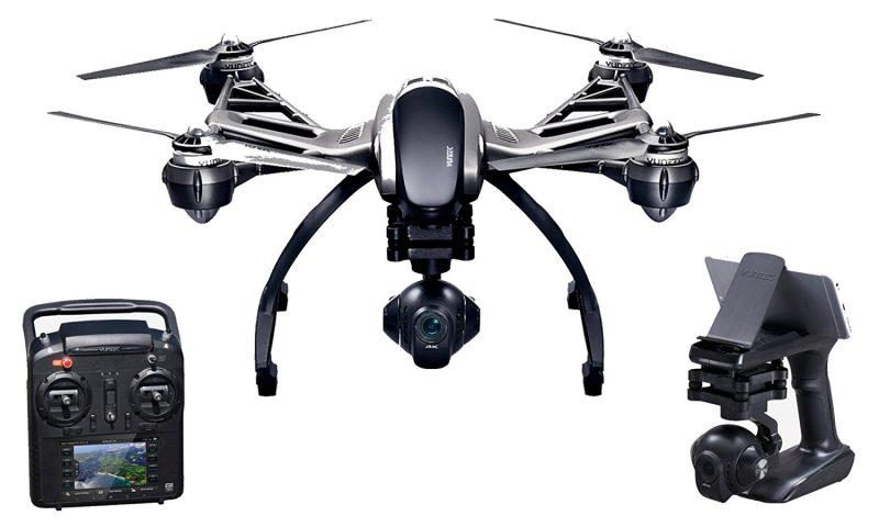 drone Yuneec Q500 4K confezione