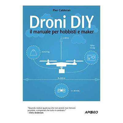 migliori libri sui droni-droni diy