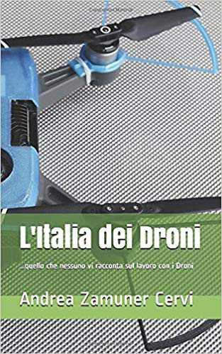 migliori libri sui droni-l'italia dei droni
