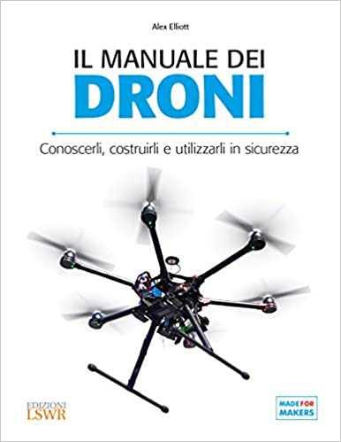 migliori libri sui droni-manuale dei droni