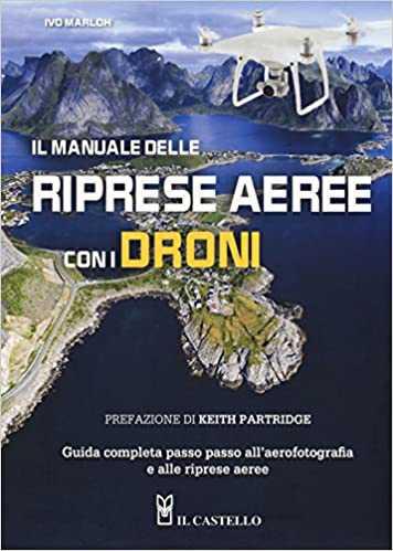 migliori libri sui droni-riprese aeree