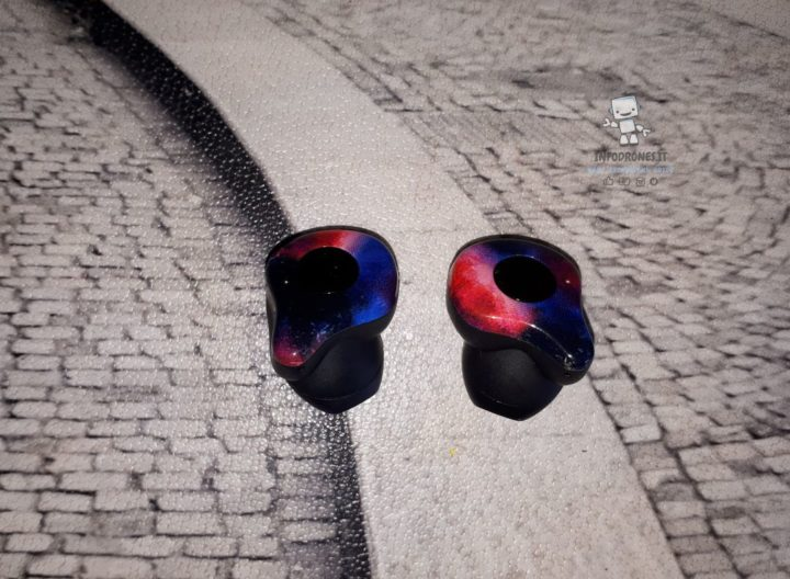 Waza X12 auricolari Bluetooth audio
