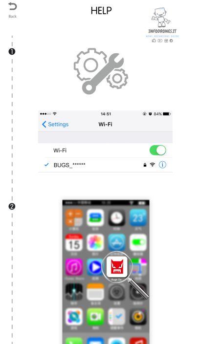 app bugs 5w wifi