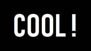 cosa vuol dire cool
