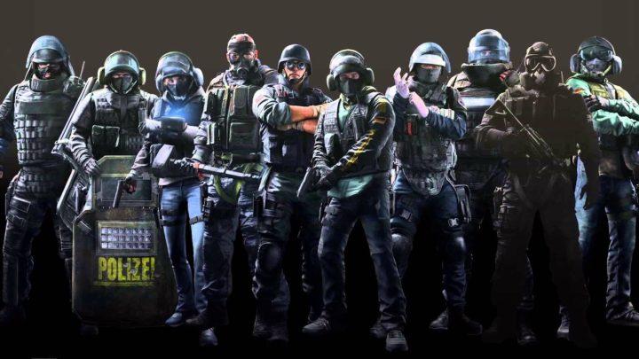 Raimbow six siege gli operatori migliori da scegliere.