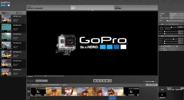 programma gopro per montare video gopro