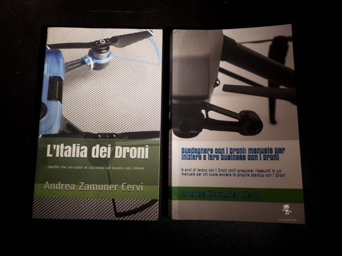 Come guadagnare con i Droni - Recensione