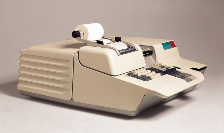 P101 Olivetti