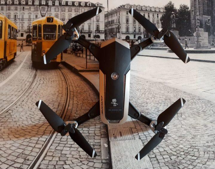 drone jd-20s dimensioni aperto