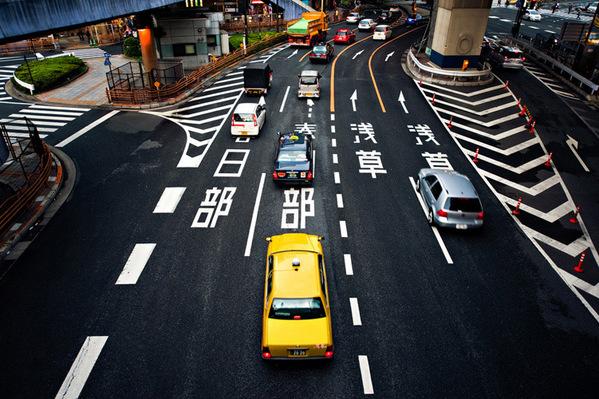 Come si guida in Giappone