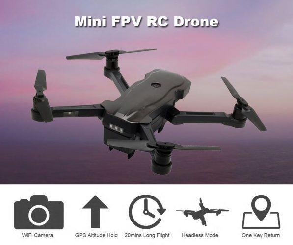 Drone Aosenma CG033 caratteristiche