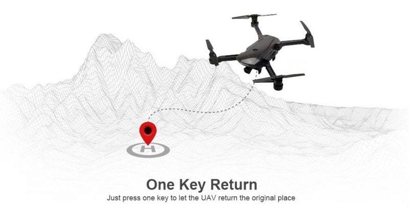 Drone Aosenma CG033 funzioni