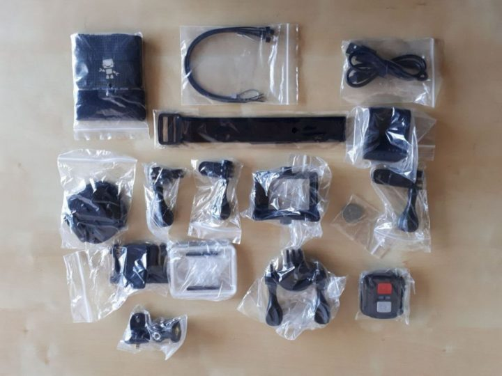 Recensione Vemico 4K V2.0-accessori