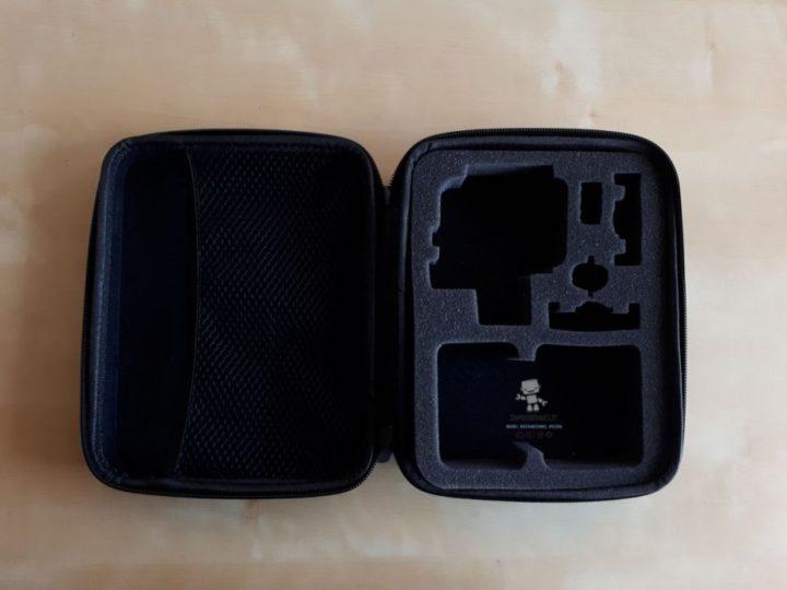 Recensione Vemico 4K V2.0-borsa completa