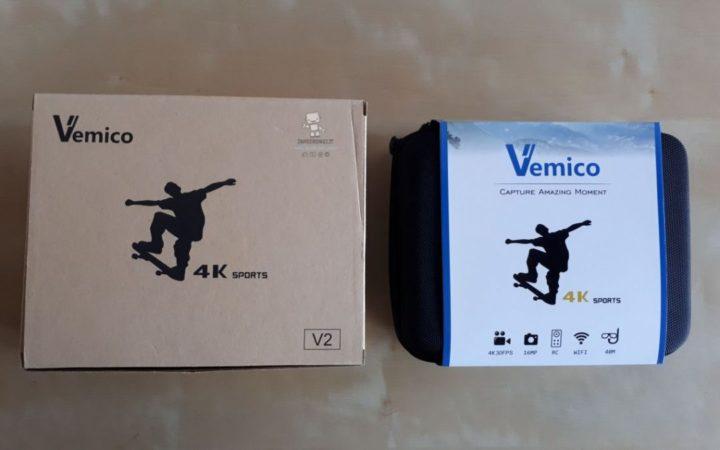 Recensione Vemico 4K V2.0-contenutno