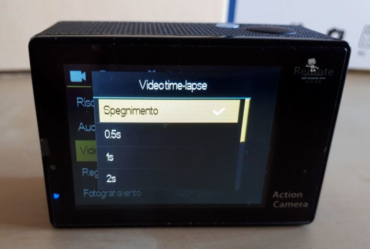 Recensione Vemiko 4K V2.0 menu 3