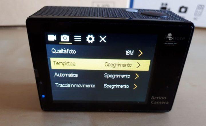 Recensione Vemico 4K V2.0 | Action Cam Rivoluzionata | InfoDrones.It