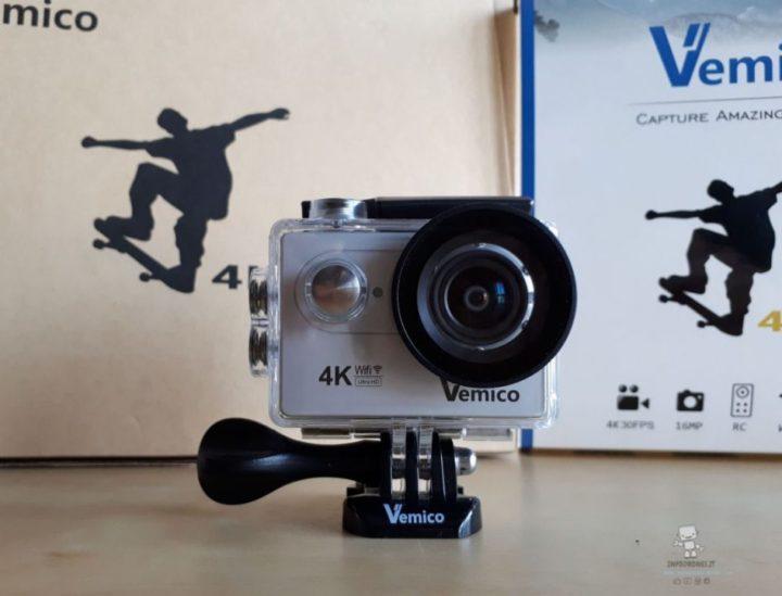 Recensione Vemico 4K V2.0