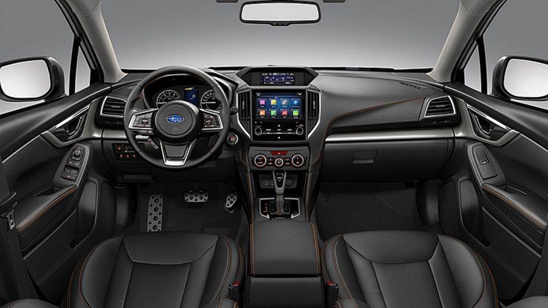 Subaru XV 2018 interni