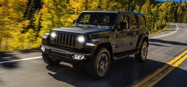Wrangler Jeep 2018