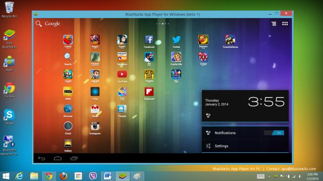 come installare emulatore android su windows