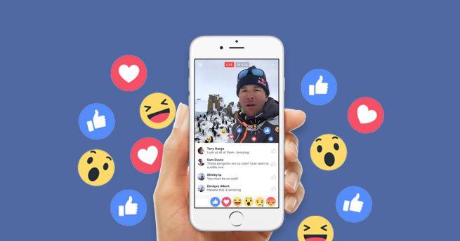 come fare un video in diretta su facebook