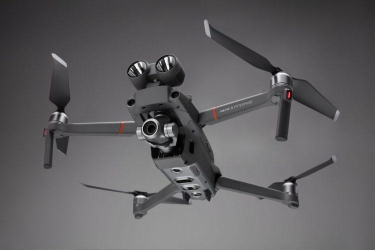 mavic 2 enterprise- drone per le imprese