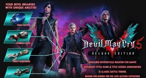 Devil May Cry 5 Deluxe Edition Amazon