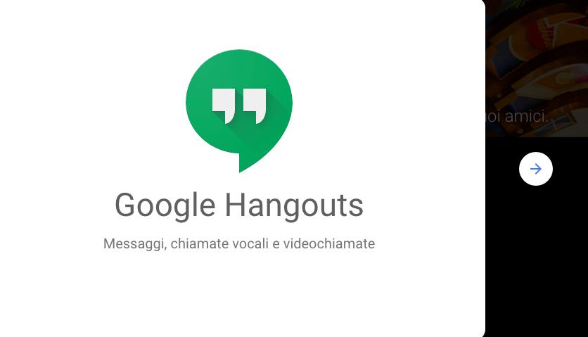 hangout cos'è