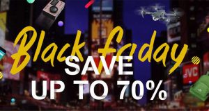 TomTop Black Friday 2018