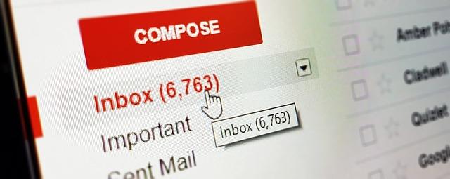 Come evitare che l'email sia considerata spam su Gmail
