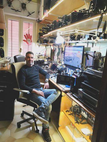 claudio ruocco-la clinica del drone